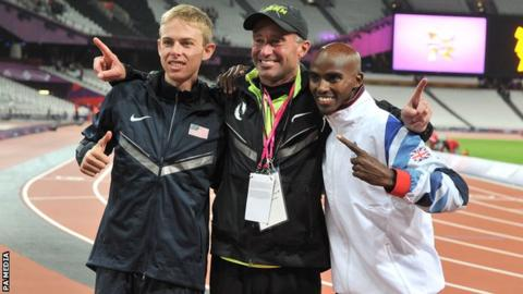 Mo Farah: Olympic champion says new questions over Alberto Salazar are 'not fair'