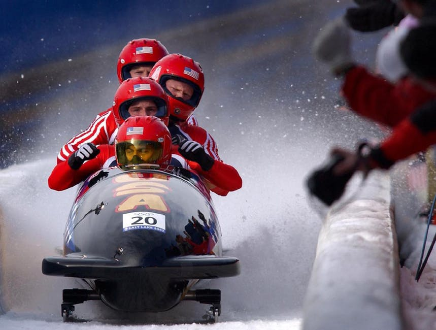 The Olympic sport that influences my lab leadership style