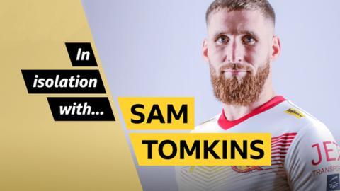 Sam Tomkins: Catalans Dragons star on coronavirus lockdown in France