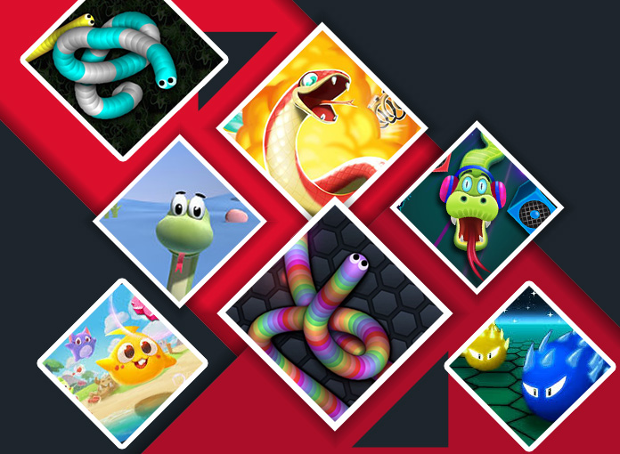best snake games
