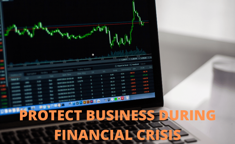 protect business during financial crisis