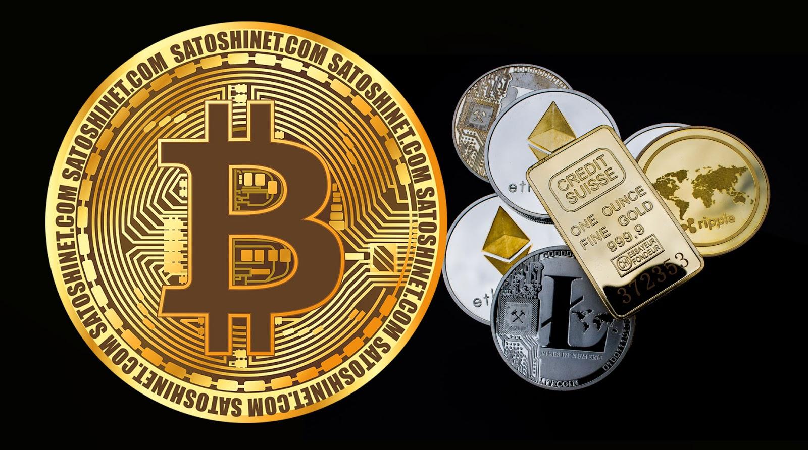 Bitcoin Dominance Over Altcoins