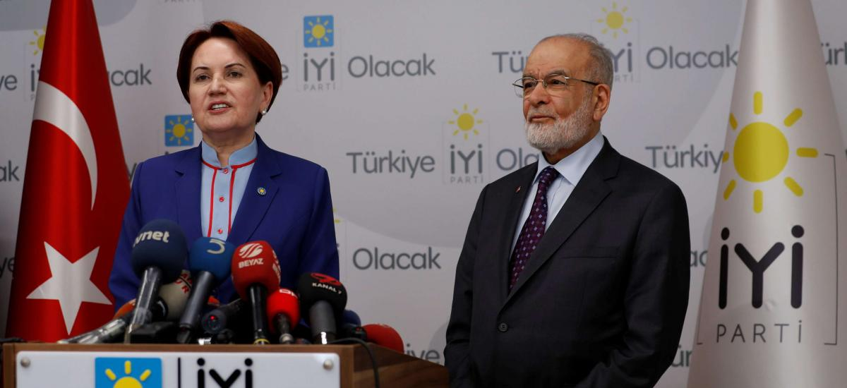 Turkish four-party partnership to sign agreement