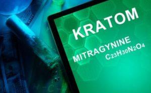 Kratom Chemical formula
