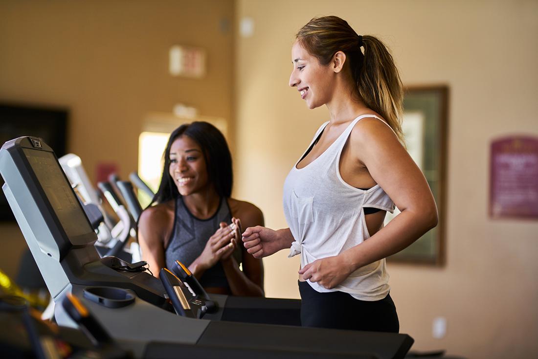 weight loss treadmill