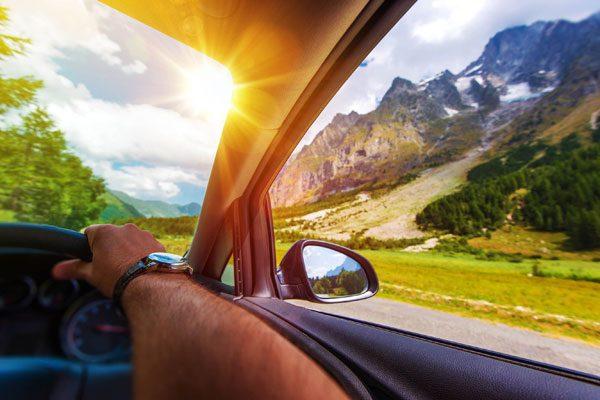 car travel during coronavirus