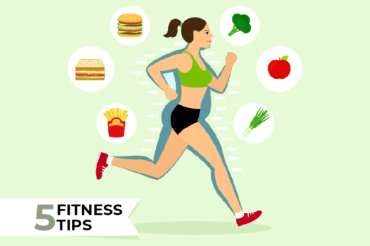 Top 5 Fitness Tips from Fitness Freaks