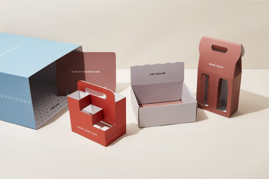 Design customized box packaging