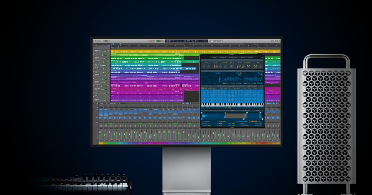 How to install logics Pro X?