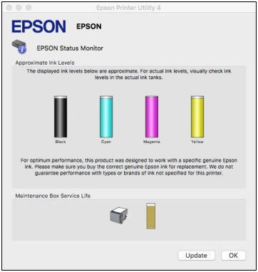 Tips to Check Ink Levels of Epson Printer for Windows 10