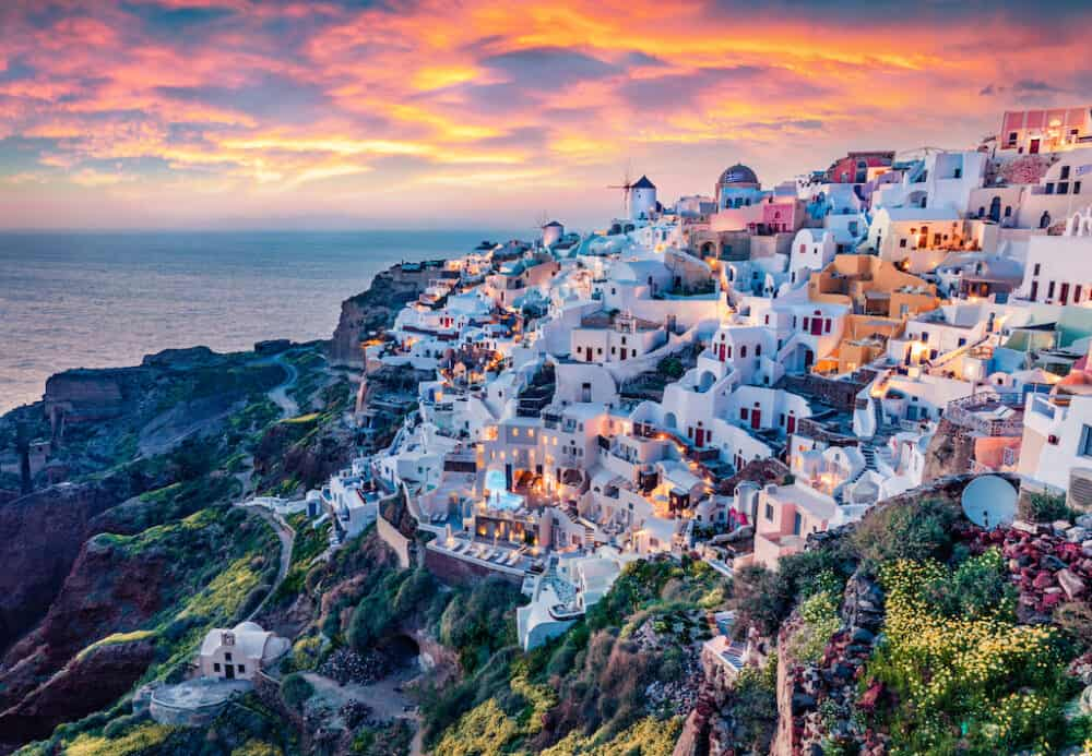 Top 10 Villages In Greece