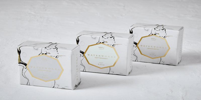 kraft material for custom soap boxes