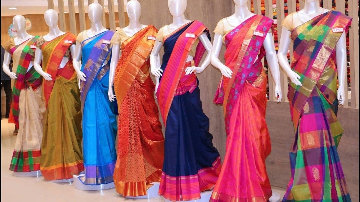 Buying Sarees Online