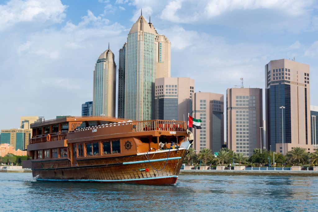 Cruise In Dubai For Dinner