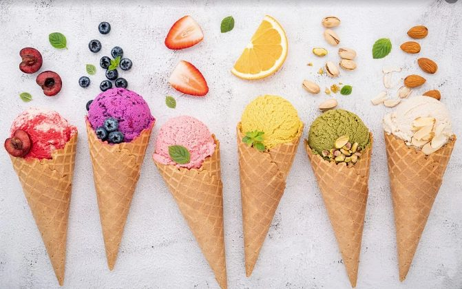 Homemade Ice Cream Recipes That You Should Know