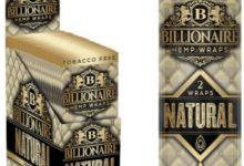 Billionaire Hemp Wraps Natural